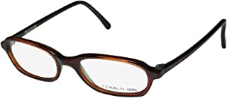 Cerruti 1881 By Rodenstock C2201 Mens/Womens Designer Full-rim Eyeglasses/Eye Glasses