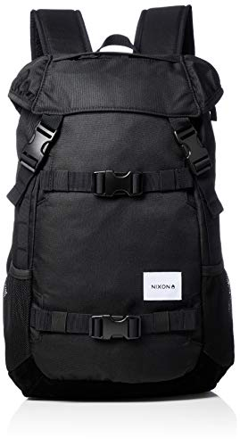 [ニクソン] リュック JP SMALL LANDLOCK BACKPACK All black