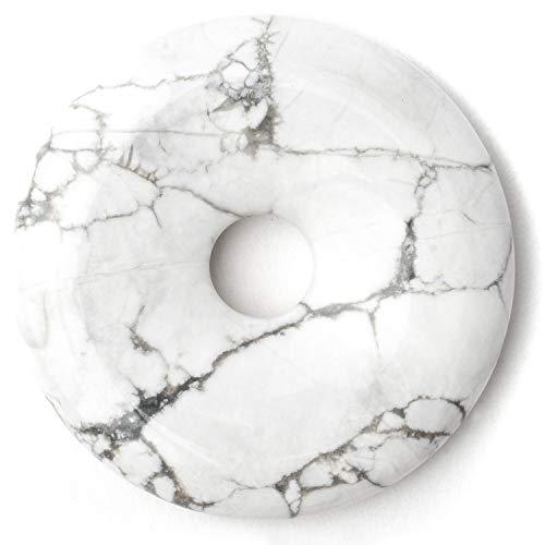 Pi Stone - White Howlite