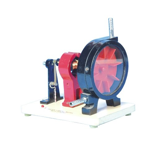 Science2Education PH0497 - Turbina de agua con dinamo