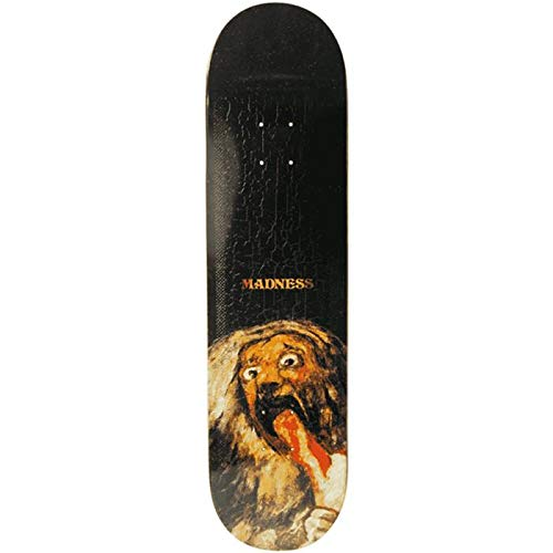 Madness Skateboard Son Popsickle R7 Black 8 x 31.625