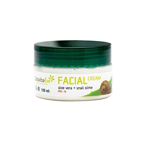 Crème faciale nutritive