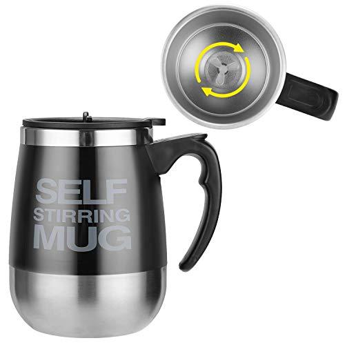 Fusiontec Self Stirring Coffee Mug