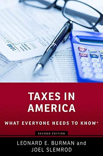 Taxes in America What Everyone Needs to KnowR product image