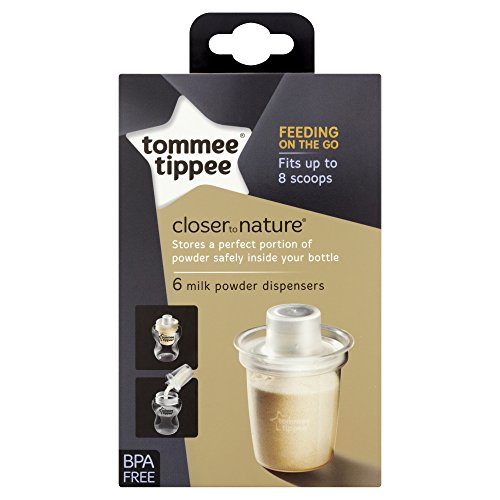 Tommee Tippee Closer To Nature Dosatore Per Latte...