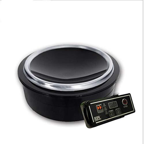 Hot pot concave cuisinière à induction hotel 2500W sauté sauté haute puissance concave hot pot shop