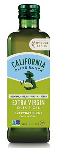 California Olive Ranch, Everyday Extra Virgin Olive Oil, 16.9 fl oz