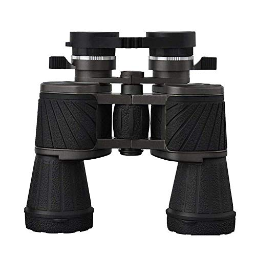 HEZHANG Telescopio de Dos Tonos de Alta Potencia Telescopio 10X50Cr Visión Nocturna de Alta Definición Tour de Concierto Al Aire Libre