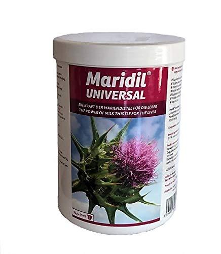 Maridil UNIVERSAL 0,7 kg - Flocken aus Mariendistel-Samen