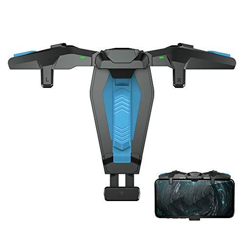 classement un comparer Contrôleur de lancement mobile JIN GUI Folding Wings, manette de jeu Plug and Play sans délai…
