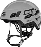 Climbing Technology Orion - Casco Unisex para Adulto, Gris/Negro, 52-56 cm