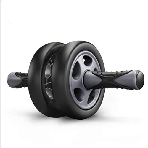Ydieon Ab Bauch Roller Rad Bauchtrainer Rad-Rolle Set Bauchliegestütze, Walzen, Übung, Hausübung, Abs Ausrüstung Mutet