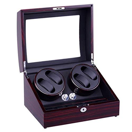 WYFX Enrollador de Relojes, Pintura de Piano automática, Ultra silencioso, 4 +...