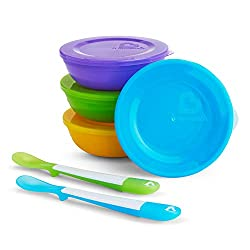 top rated Munchkin Love-a-Bowls 10 Piece Feeding Set 2021