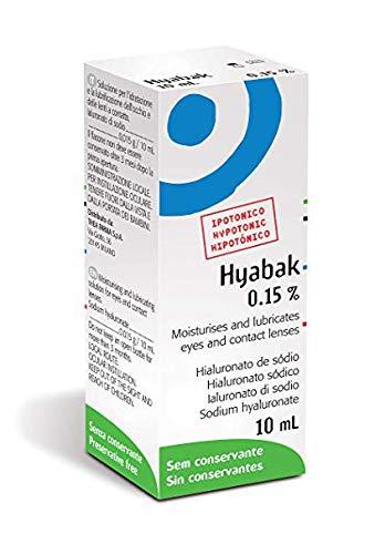 HYABAK Soluc 10 ml