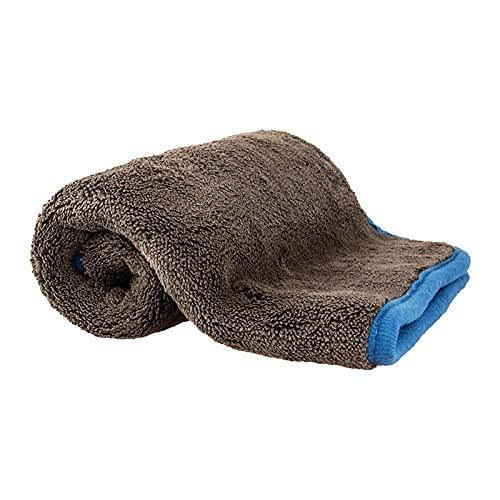 YAXUAN Bigmei Store Paños de Limpieza de automóviles Actualizado 1200GSM Ultra-Grueso Coche Secado Toalla Tela Microfibra Suave Super Absorbent Limpieza Toalla (Color : Blue)