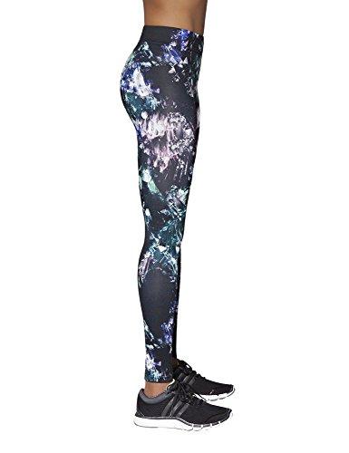 Bas Bleu Andromeda Leggings Fxfcr Aktive Frauen, 200 DEN, Sport, Fitness, Grxf6xdfe 4/L/40, Mehrfarbig