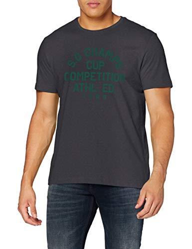 s.Oliver 130.10.007.12.130.2041506 T-Shirt, 9855, XL Uomo