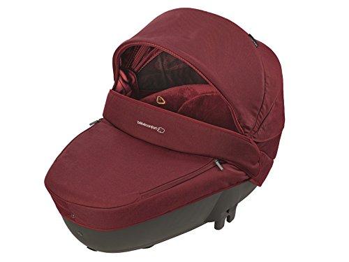Bébé Confort Cuco Streety - Cuco de seguridad, color rojo