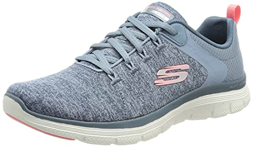 Skechers Flex Appeal 4.0 Brilliant View, Zapatillas Mujer, Sltp, 38 EU