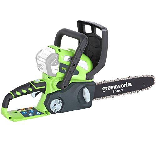 Greenworks 40 Volt Accu Kettingzaag G40CS30 zonder batterij en oplader