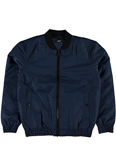 Name it lmtd Jungen Bomber Jacke Blouson NITMASSIMO 13135915 dress blues Gr.146
