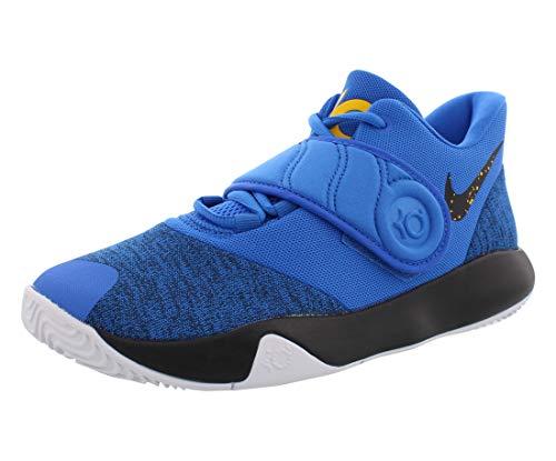 Nike Herren Kd Trey 5 Vi (gs) Basketballschuhe, Mehrfarbig (Signal Blue/Black/White/Amarillo 401), 38.5 EU