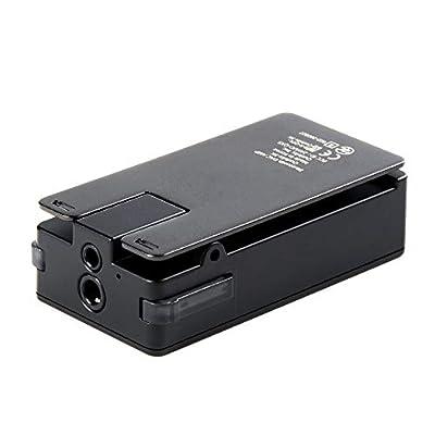 Qudelix-5K Bluetooth USB DAC AMP with LDAC, aptX Adaptive, aptX HD, AAC (Dual ES9218p 3.5mm Unbalanced & 2.5mm Balanced Output) by Qudelixinc