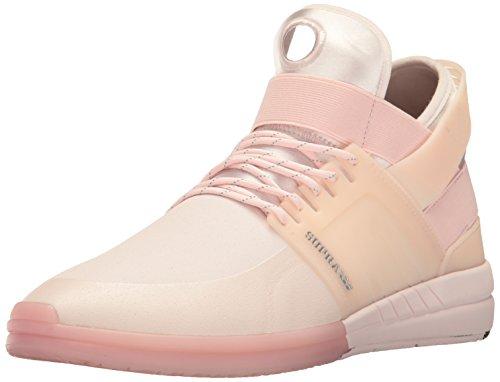 Supra - Mens Skytop V High Top Sneakers, Size: 4 D(M) US, Color: Light Pink