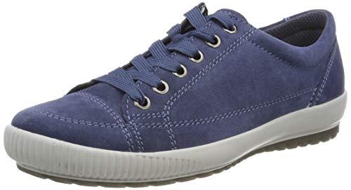 Legero Damen Tanaro Sneaker,Blau (Indaco (Blue) 86) 38.5 EU (5.5 UK)