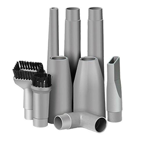 perfk 9Pcs / Set Kits de Herramientas de Fijación para Micro Aspiradoras