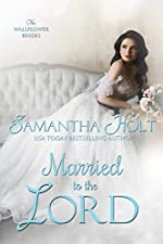 Married to the Lord (The Wallflower Brides Book 2)