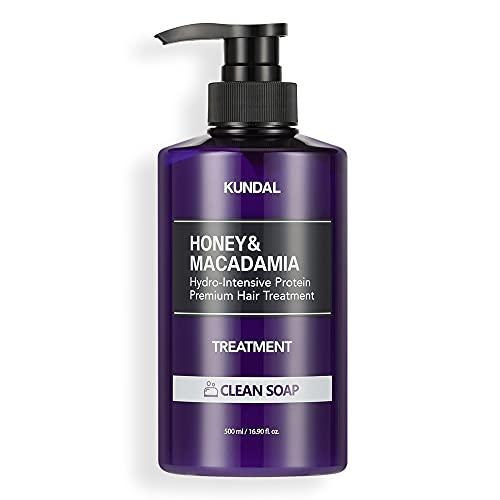 [KUNDAL公式]クンダル プロテイントリートメント500ml クリーンソープ Protein Treatment 500ml Clean Soap...
