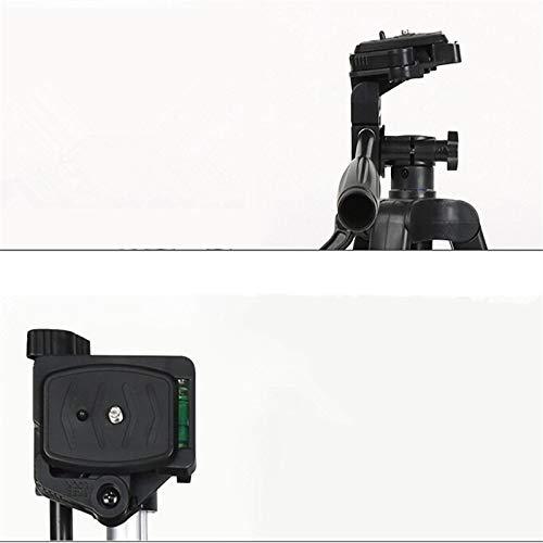 Portable Phone Live Selfie 3366 Tripod Stand DV SLR Camera Self-Timer Full Light Bracket Durable Color : Pink