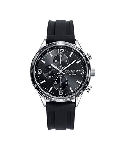 Reloj Viceroy Hombre Crono Negro 401139-55
