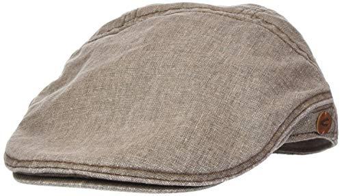 camel active Herren CLAT-Cap Schirmmütze, Braun (Brown 22), X-Large (Herstellergröße: XL)