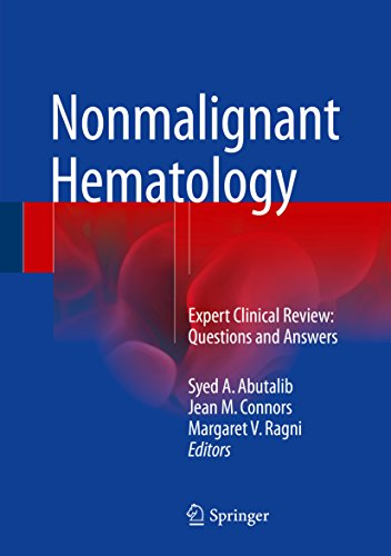 410ggxHOFJL - Nonmalignant Hematology: Expert Clinical Review: Questions and Answers