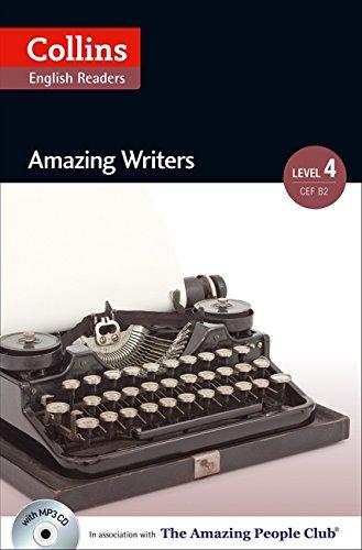 Amazing Writers: B2 (Collins ELT Readers)