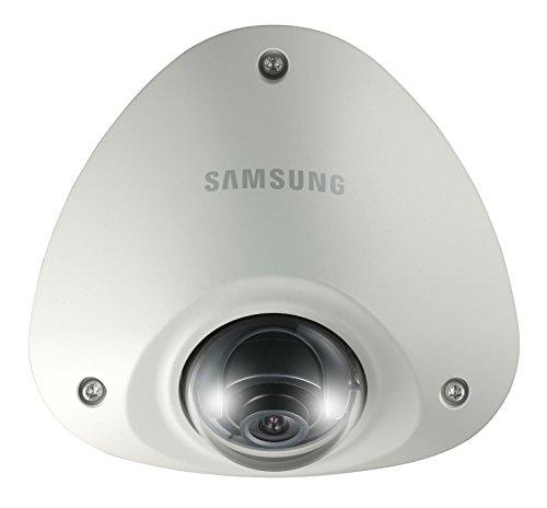 Samsung SNV-6012MP Telecamera IP Mobile Flat Dome, 2 Megapixel
