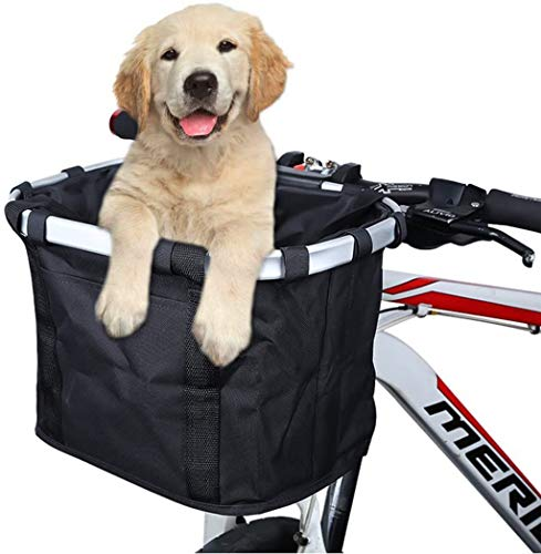 Why Should You Buy WWYM Riding Equipment - Bicycle Basket, Quick Release Easy Install Detachable Cyc...