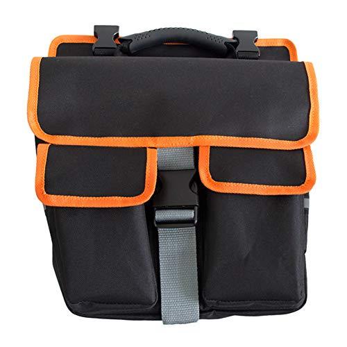 PoeHXtyy Fahrradtasche Fahrradtaschen Wasserbeständige Gepäckträger mit großem Fassungsvermögen Gepäckträger für die Rücksitze