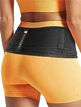 Sacroiliac SI Joint Hip Belt - Lower Back Support Brace for Women and Men - Hip Braces for Hip Pain - Pelvic Support Belt - Anterior Pelvic Tilt Corrector - Durable Anti-Slip Trochanter Belt - Pain Relief for Sciatica Pelvis Lumbar Nerve and Leg Pain