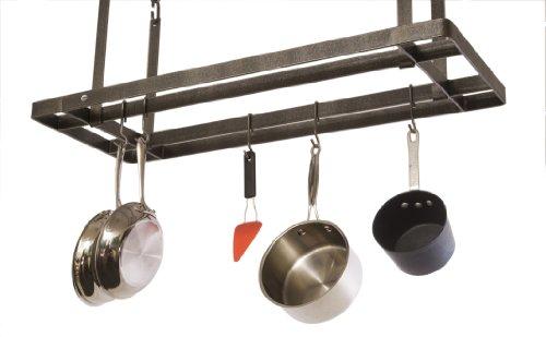 Enclume All Bars Rack, Regular, Hammered Steel