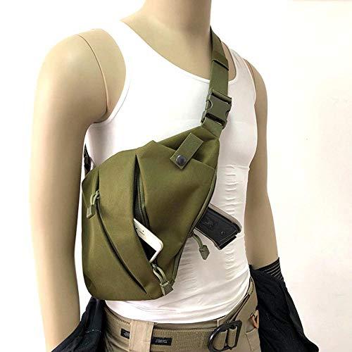 Men's Shoulder Bag Gun Case Single Bag Tactical Gun Bag Pistol Hand Soft Pistol Cases