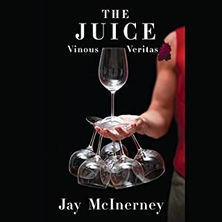 The Juice audiobook cover art