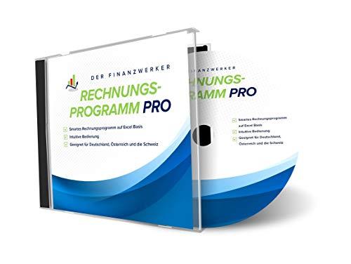 Der Finanzwerker Rechnungsprogramm PRO für Rechnungen, Gutschriften, Angebote und Aufträge - für MS Office Anwender