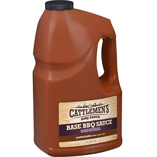 Cattlemen's Original Base BBQ Sauce, 1 gal (9823864)