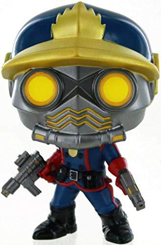 Funko POP! Marvel: Guardianes de la Galaxia: Star-Lord