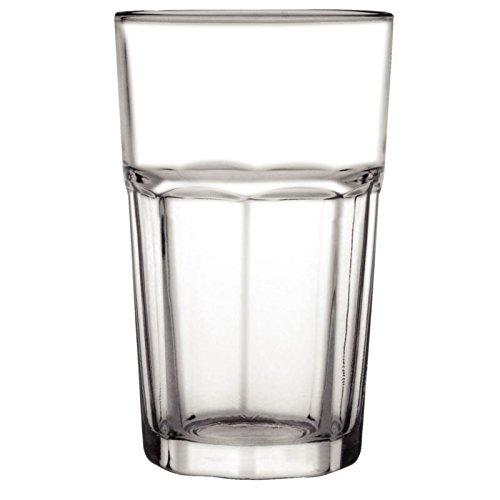 Olympia GF928 Orleans Lot de 12 verres hauts 425 ml