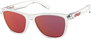 Frogskins OO9013 Sunglasses For Men+BUNDLE with Oakley Accessory Leash Kit